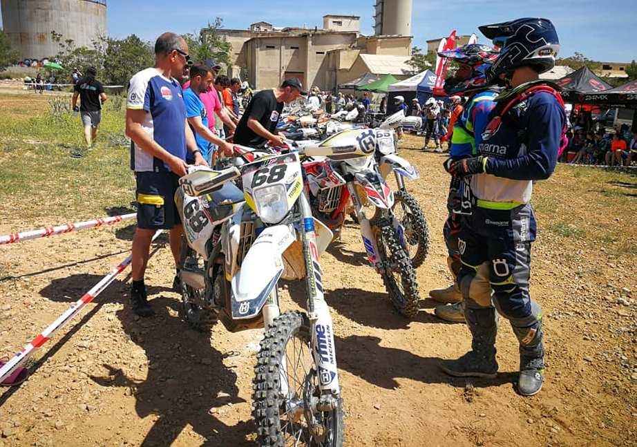 Actualización calendarios Enduro, Cross Country y Pequenduro